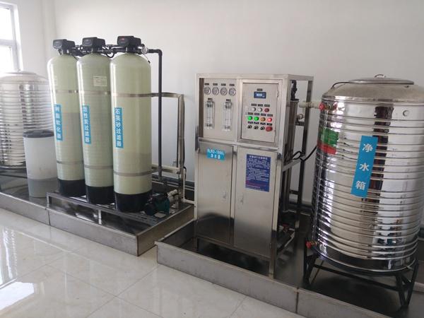 1吨净化水设备