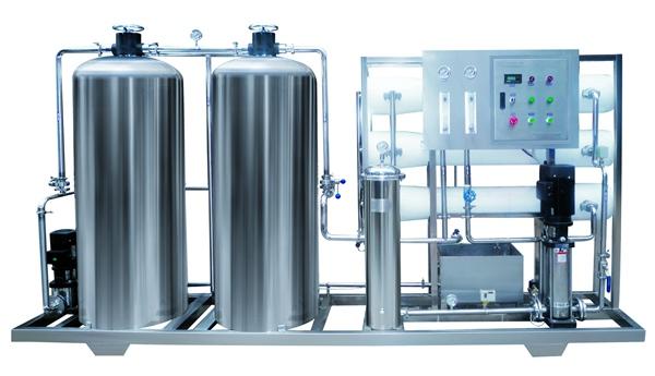反渗透纯水组合式机组