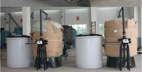 50吨软化水设备