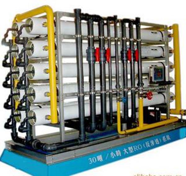 电子工业超纯水30吨