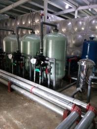 饮用水净化系统