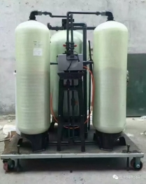 6-10吨双罐软化
