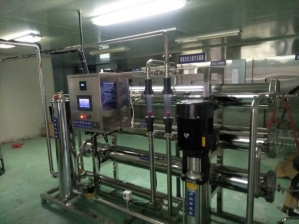 工业净化水主机